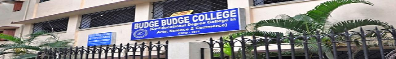 Budge Budge College, Kolkata