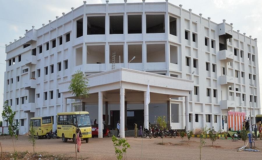 Narayanadri Institute of Science & Technology - [NIST]