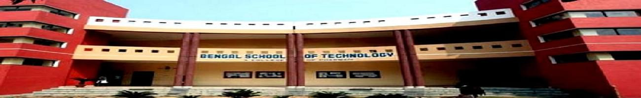 Bengal School of Technology - [BST], Hooghly