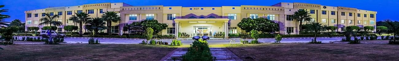 NGF College of Engineering and Technology -  [NGFCET], Palwal