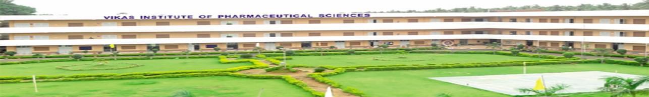 Vikas Institute of Pharmaceutical Sciences - [VIPS], Rajahmundhry