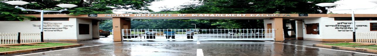 Indian Institute of Management - [IIMC], Kolkata - Course & Fees Details