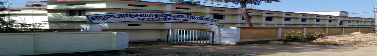 Maharaja Chhatrasal Bundelkhand Vishwavidyalaya, Chhatarpur