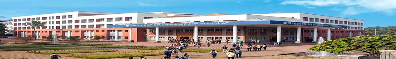 Sahyadri College of Engineering and Management, Mangalore - Cutoff Details