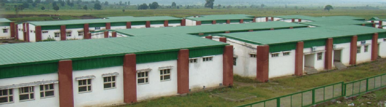 Indira Gandhi National Tribal University - [IGNTU]