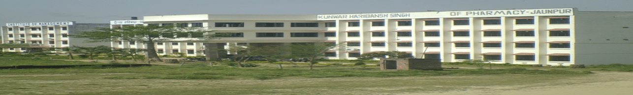 Kunwar Haribansh Singh College of Pharmacy, Jaunpur
