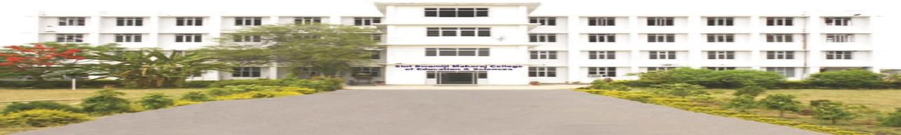 Shri Swamiji Maharaj College of Education and Science, Datia