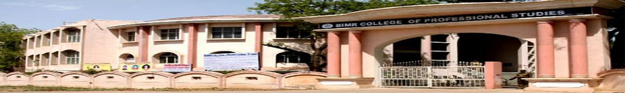 BIMR College of Professional Studies, Gwalior