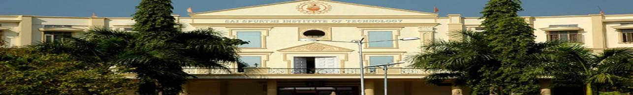 Sai Spurthi Institute of Technology - [SSIT], Khammam