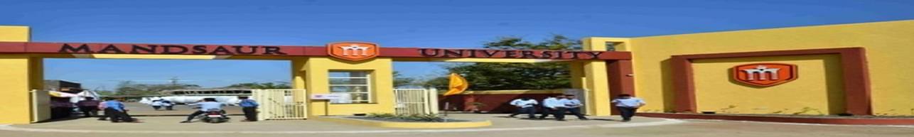 Mandsaur University, Faculty of Engineering & Technology, Mandsaur