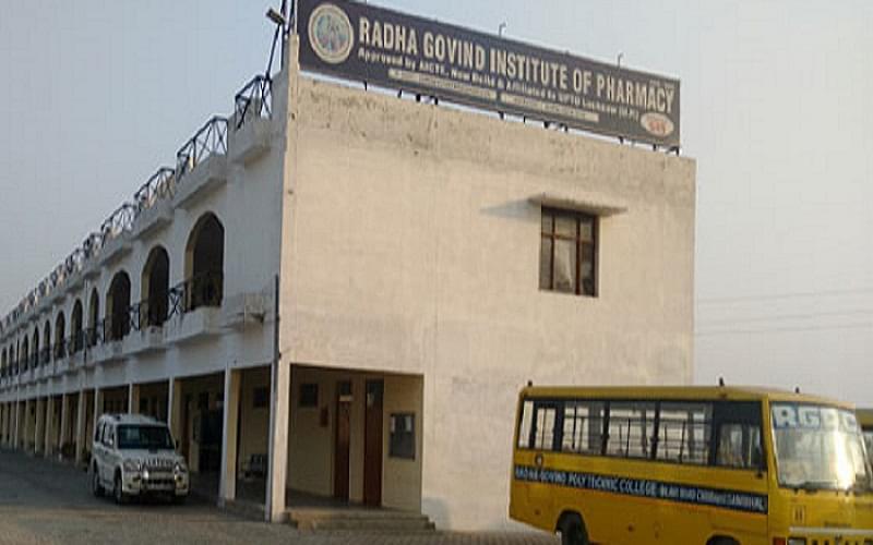 Radha Govind Institute of Pharmacy - [RGIP]