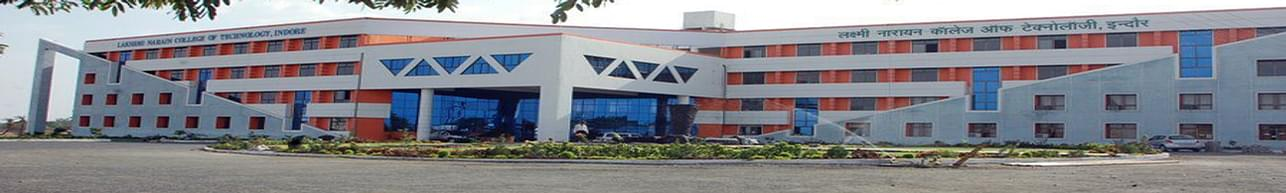Lakshmi Narain College of Technology - [LNCTI], Indore - Course & Fees Details