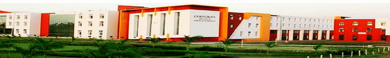 Corporate Institute of Science and Technology - [CIST], Bhopal