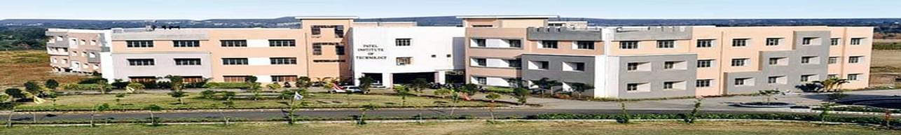 Patel Institute of Technology - [PIT], Bhopal - Course & Fees Details