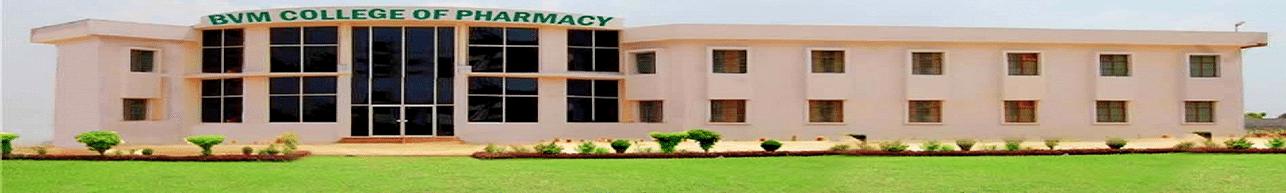 Bhartiya Vidya Mandir College of Pharmacy - [BVM], Gwalior