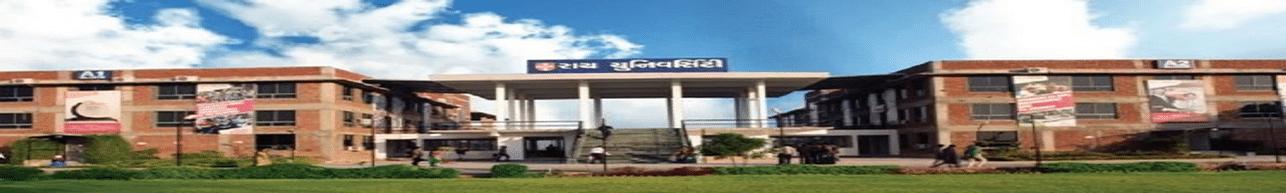 School of Arts, Science & Commerce, Rai University - [SASC], Ahmedabad