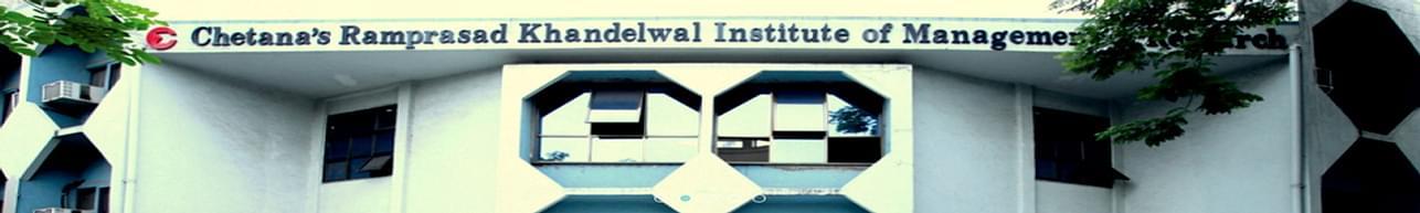 Chetana's R.K. Institute of Management and Research, Mumbai