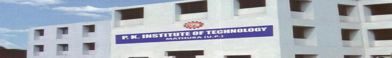 P.K. Institute of Technology - [PKIT], Mathura
