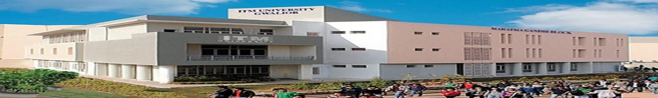School of Engineering and Technology, ITM University, Gwalior