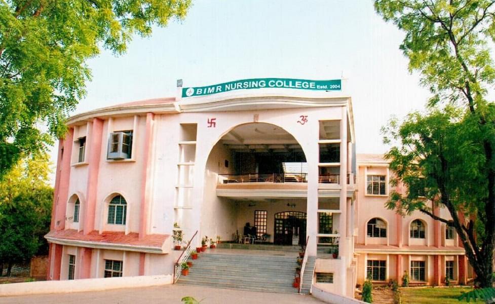 BIMR Nursing College, Gwalior Courses & Fees 2019-2020