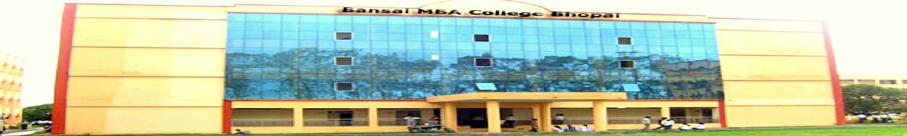 Bansal MBA College, Bhopal