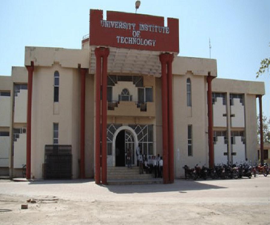 Barkatullah University Institute of Technology - [BUIT]