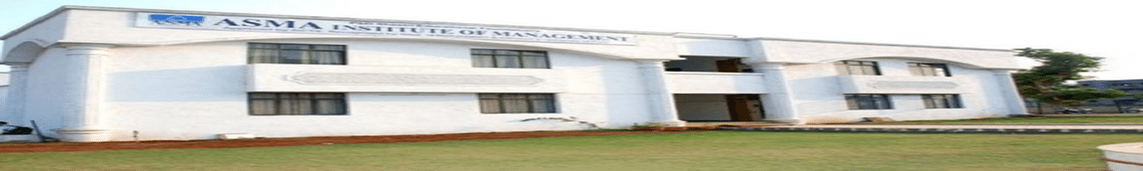 Asma Institute of Management, Pune