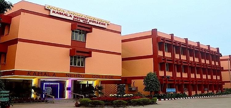 Kamala Nehru College - [KNC]