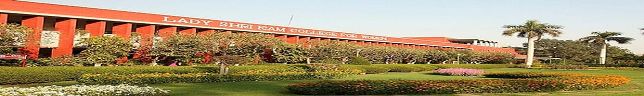 Lady Shri Ram College for Women - [LSR], New Delhi - List of Professors and Faculty