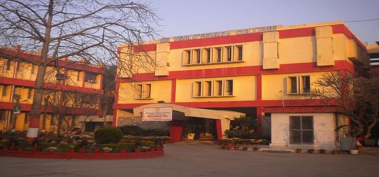 Sri Venkateswara College, New Delhi - Placements, Companies Visiting