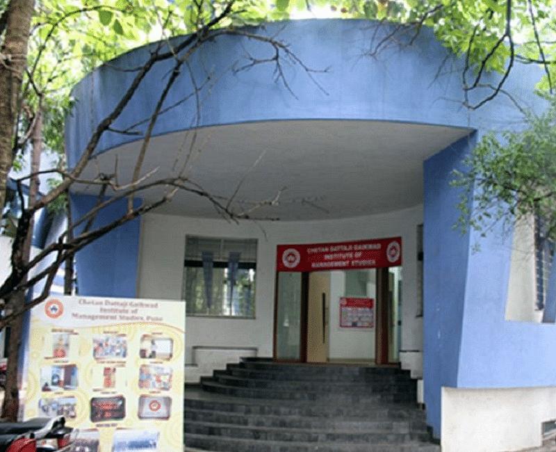 Chetan Dattaji Gaikwad Institute of Management Studies - [CDGIMS]