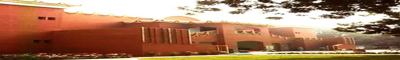 Delhi University, College of Art, New Delhi