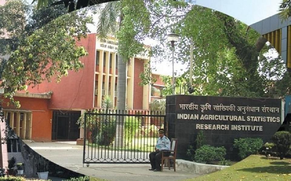 Indian Agricultural Statistics Research Institute - [IASRI]
