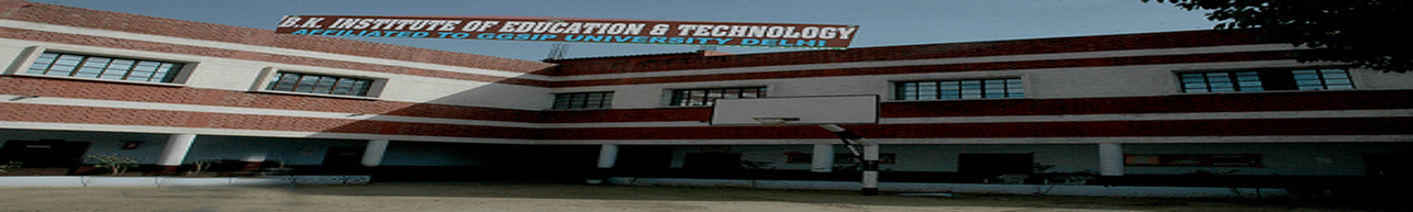 BK Institute of Education and Technology - [BKIET], New Delhi