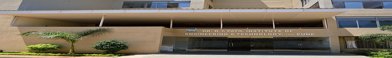 D. Y. Patil Institute of Engineering and Technology - [DYPIET] Ambi, Pune