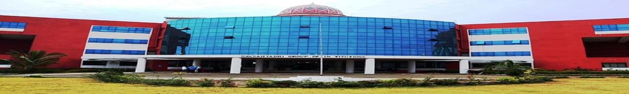 Navsahyadri Group of Institutes - [NESGI], Naigaon