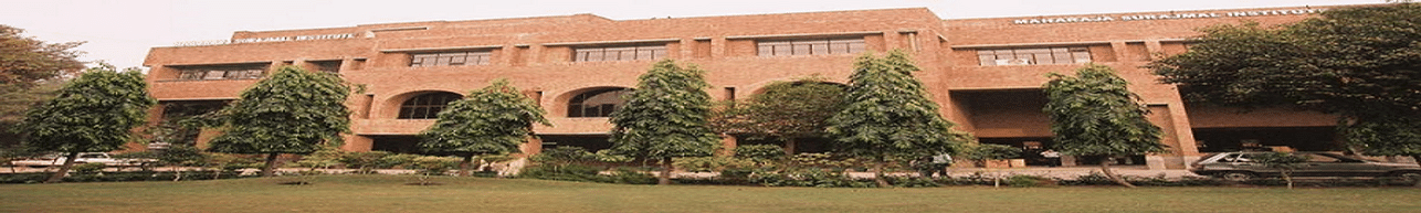 Maharaja Surajmal Institute - [MSI], New Delhi