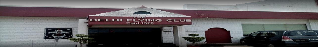 School of Aviation Science and Technology - [SAST], Delhi Flying Club, New Delhi