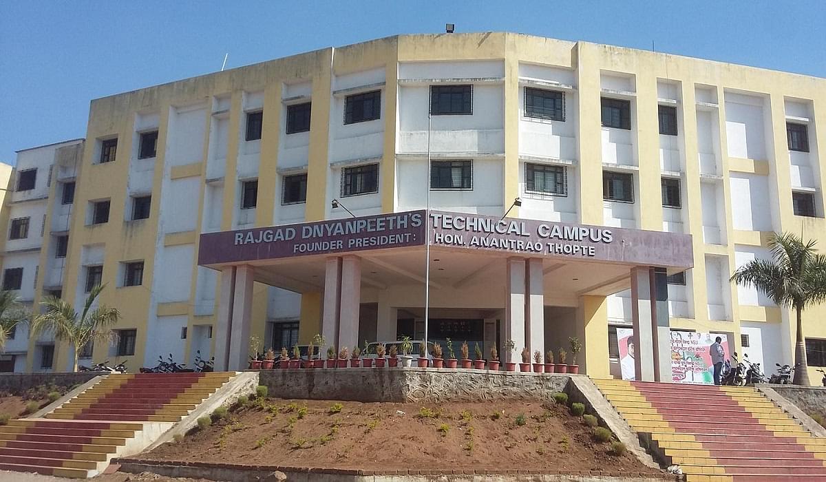 Rajgad Dnyanpeeth Technical Campus - [RDTC]