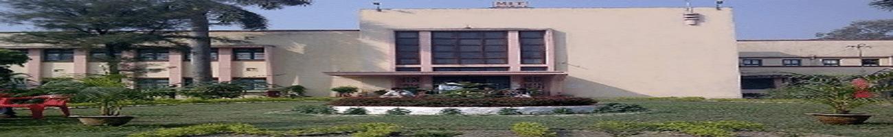 Muzaffarpur Institute of Technology - [MIT], Muzaffarpur