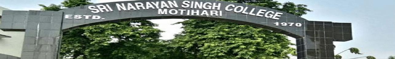Sri Narayan Singh College, Motihari