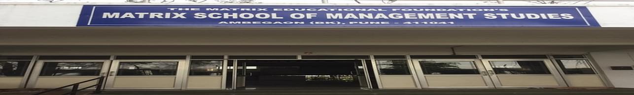 Matrix School of Management Studies - [MSMS], Pune