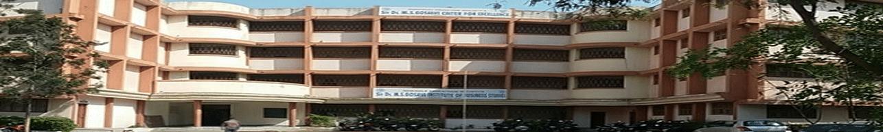Sir Dr. M.S. Gosavi Institute of Business Studies, Nashik - Course & Fees Details