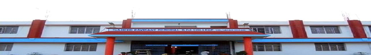 Saheed Ravikant Memorial B.Ed. College, Buxar