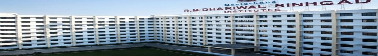 RMD Sinhgad School of Management Studies Warje, Pune