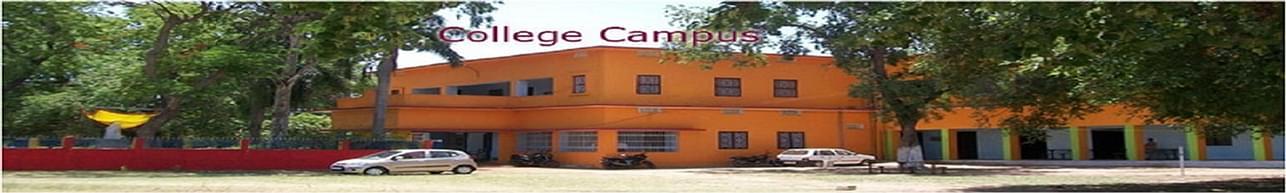 Anjabit Singh College, Rohtas