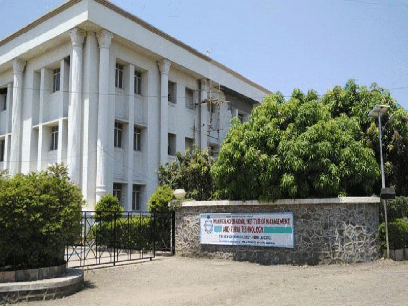 Manikchand Dhariwal Institute of Management and Rural Technology - [MDIMRT]