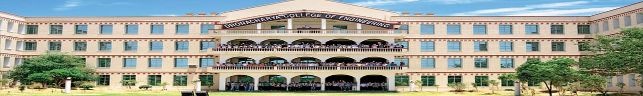 Dronacharya College of Engineering - [DCE], Gurgaon - Reviews