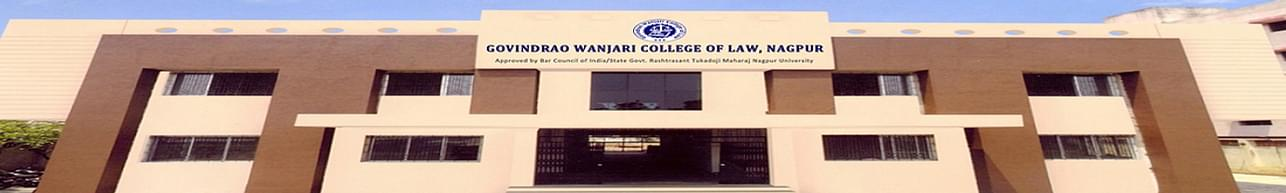 Govindrao Wanjari College of Law - [GWCL], Nagpur