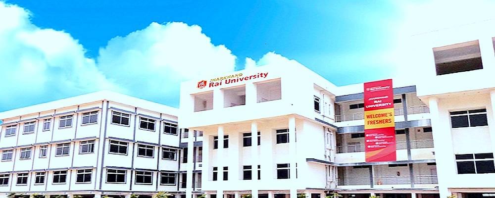 Jharkhand Rai University - [JRU]
